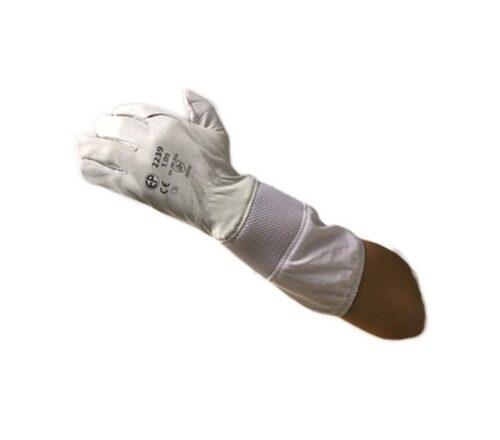 guanti apicoltore pelle